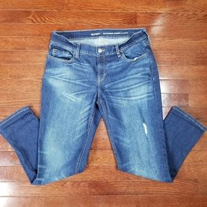 Old Navy Distressed Jeans Size 4